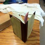 Custom poetry book